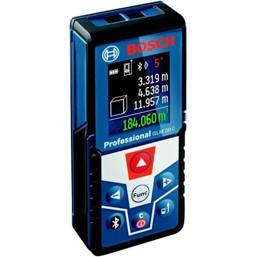 BOSCH GLM 50C Professional - дальномер лазерный