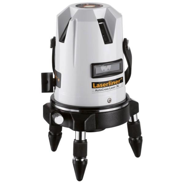 LASERLINER AutoCross-Laser 3C Plus