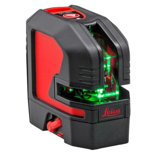 LEICA LINO L2G - построитель плоскостей лазерный уровень (зелёный луч)