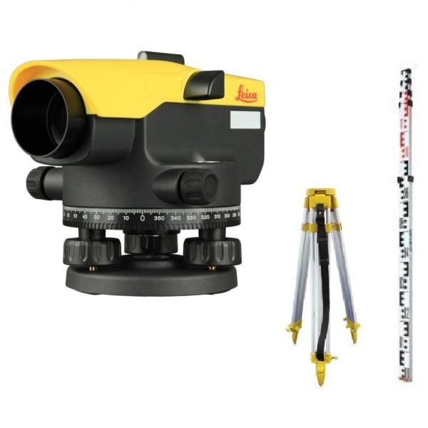 LEICA NA324 SET - комплект нивелира оптического