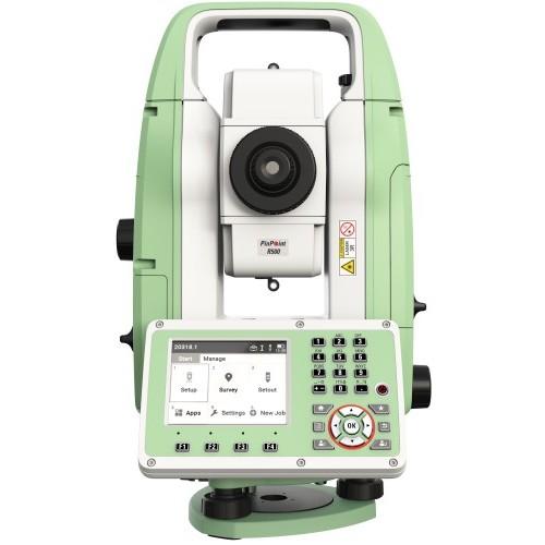 """LEICA FLEXLINE TS03 2"""" R500 - тахеометр электронный"""
