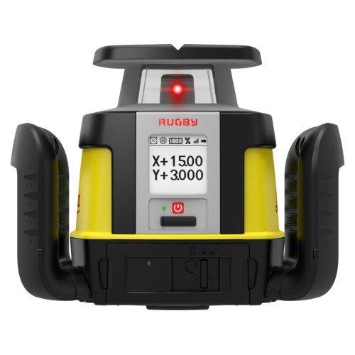 LEICA RUGBY CLA & CLX500 - нивелир лазерный ротационный