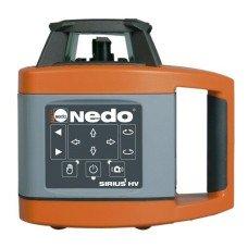 NEDO SIRIUS1 HV - лазерный нивелир ротационный