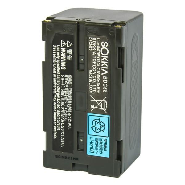 SOKKIA BDC58 - аккумулятор