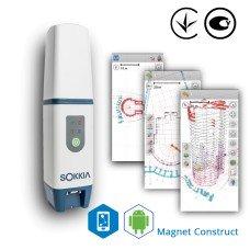 SOKKIA GCX3 + Magnet CONSTRUCT - комплект для работы в RTK