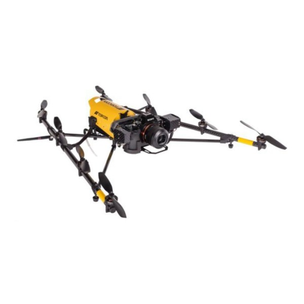 TOPCON FALCON 8 INSPECTIONPRO: беспилотный летательный аппарат, мультикоптер