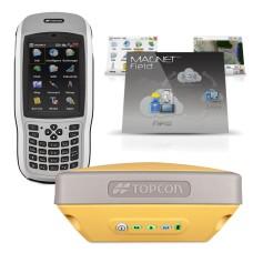 TOPCON HIPER SR - gnss / gps комплект для работы в RTK