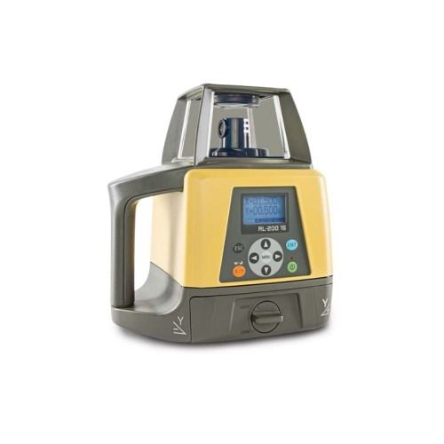 TOPCON RL-200 1S - лазерный нивелир ротационный