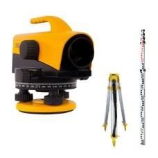VEGA L32c SET - комплект: нивелир оптический + штатив + рейка