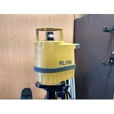 TOPCON RL-Hb б/у лазерный ротационный нивелир