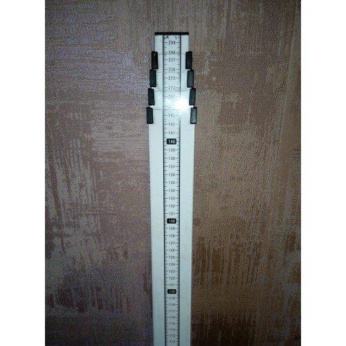 HILTI PUA 50 б/у рейка нивелирная компактная 4 м