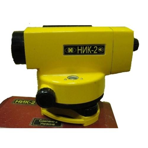 НИК-2 б/у нивелир оптический с компенсатором
