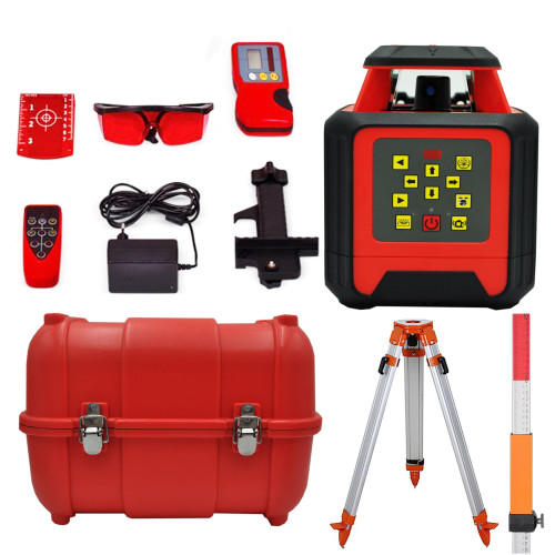 LSP LR-400 HV SET - комплект лазерного ротационного нивелира