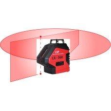 LSP LX-360 - нивелир лазерный уровень