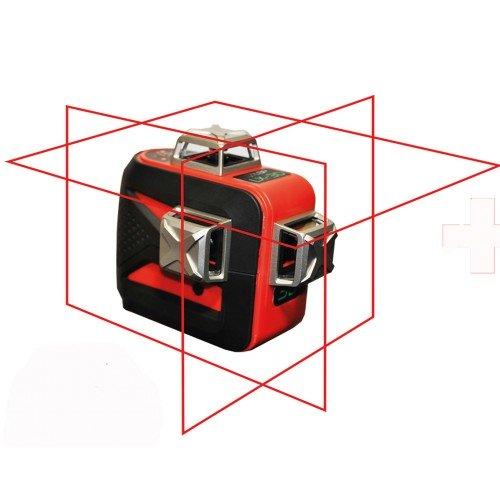 LSP LX-3D MAX - лазерный уровень построитель плоскостей
