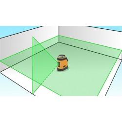 НОВИНКА - нові моделі лазерних нівелірів та рівнів NIVEL SYSTEM із зеленим променем