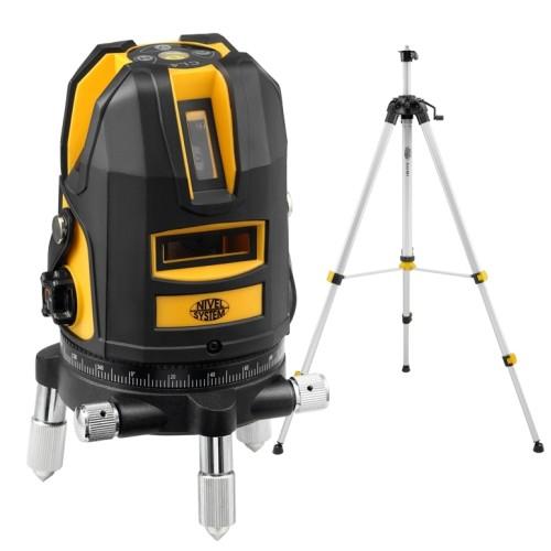 NIVEL SYSTEM CL4 SET - комплект лазерного уровня