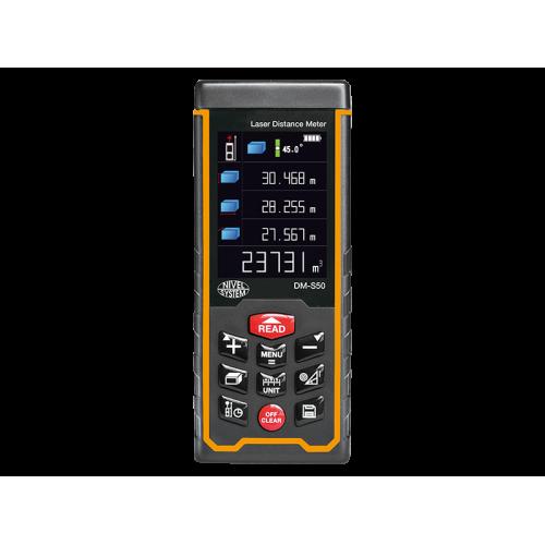 NIVEL SYSTEM DM-S50 - далекомір, лазерна рулетка