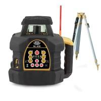 NIVEL SYSTEM NL400 SET - комплект лазерного ротаційного нівеліра