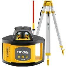 NIVEL SYSTEM NL500 SET - комплект нивелира лазерного ротационного