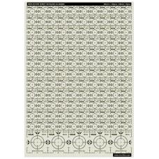NIVOLINE A4 204000 - відбивач плівковий