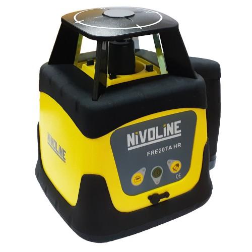 NIVOLINE FRE207A-HR - лазерный ротационный нивелир