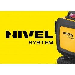 НОВИНКА - новые модели лазерных уровней Nivel System CL4D-G и CL4D-B