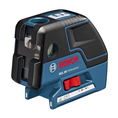 BOSCH GCL 25 - нивелир лазерный уровень