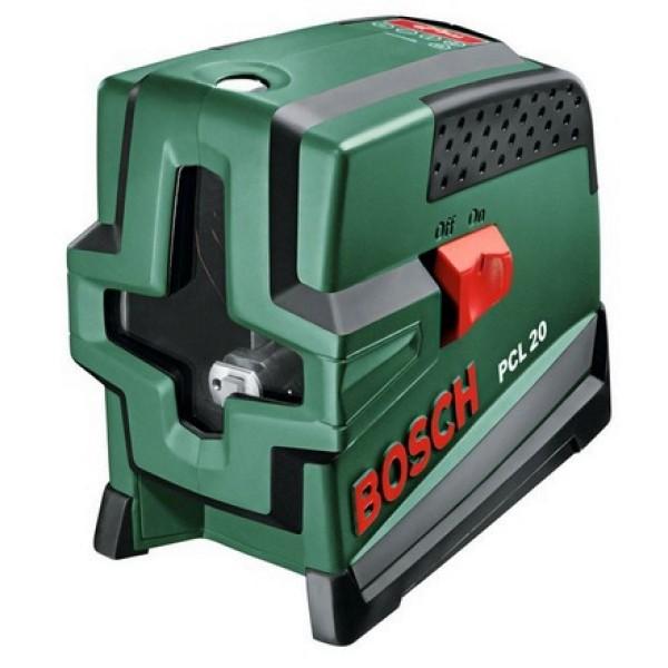 BOSCH PCL 20 - нивелир лазерный уровень