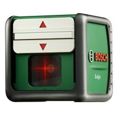 Лазерный уровень построитель плоскостей BOSCH Quigo 2