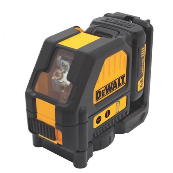 DEWALT DW088LG - нивелир лазерный уровень