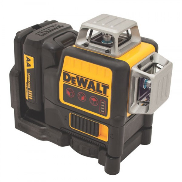 DEWALT DW089LR - нивелир лазерный уровень