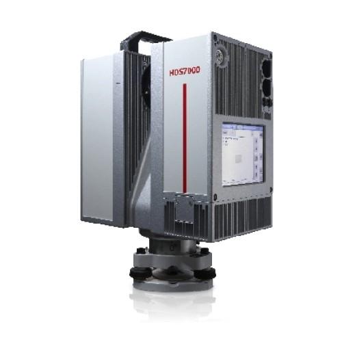 LEICA HDS7000 - лазерный 3D сканер