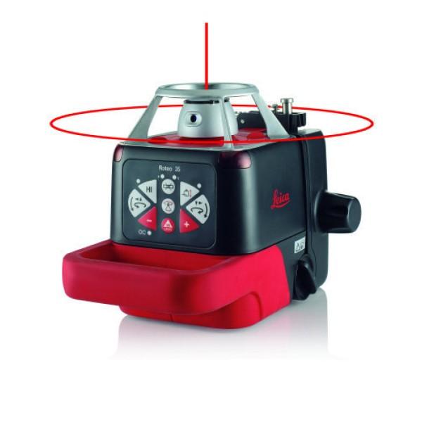 LEICA ROTEO 35 - лазерный нивелир ротационный
