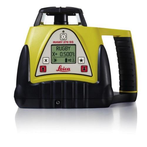 LEICA RUGBY 270 SG - лазерный нивелир ротационный