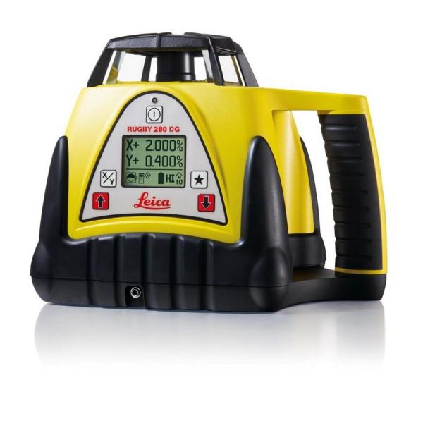 LEICA RUGBY 280 DG - лазерный нивелир ротационный