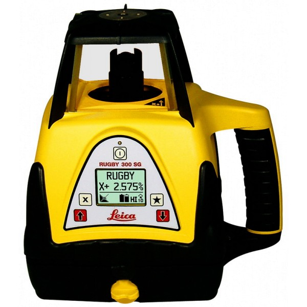 LEICA RUGBY 320 SG - лазерный нивелир ротационный