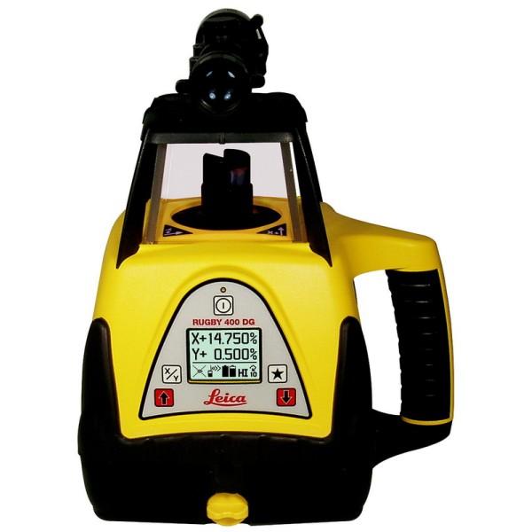 LEICA RUGBY 410 DG - лазерный нивелир ротационный