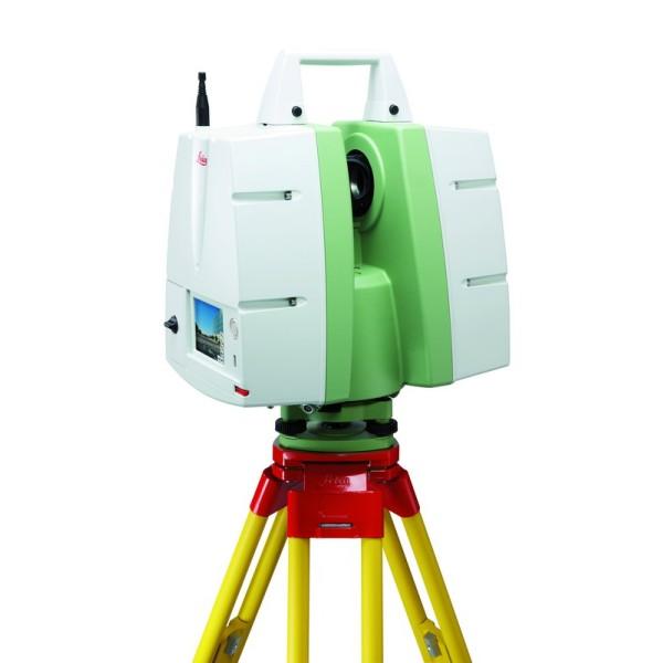 LEICA ScanStation P20 - лазерный 3D сканер