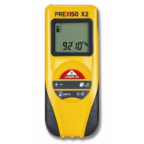 PREXISO X2 - лазерная рулетка, дальномер