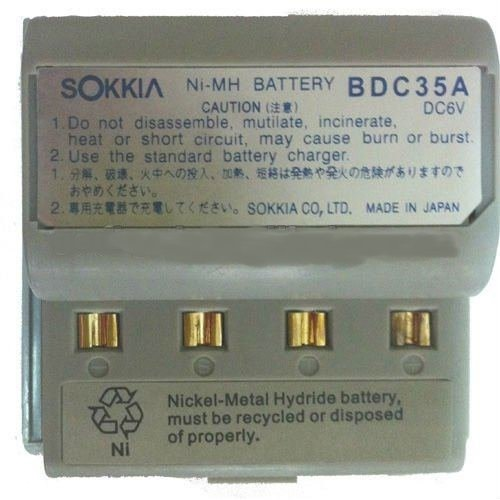 SOKKIA BDC35A - аккумулятор
