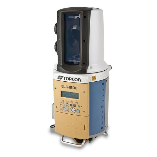 TOPCON GLS-1500 - лазерный 3D сканер