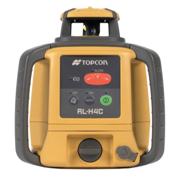TOPCON RL-H4C - лазерный нивелир ротационный