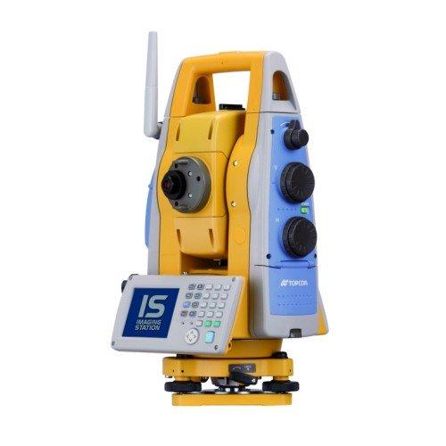 TOPCON IS-303 - роботизированный фототахеометр