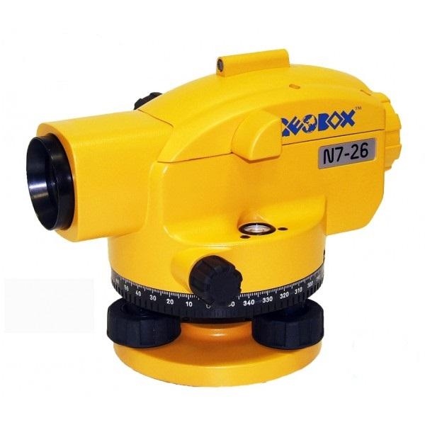 GEOBOX N7-26 б/у нивелир оптический