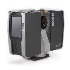 FARO FOCUS 3D - лазерный 3D сканер
