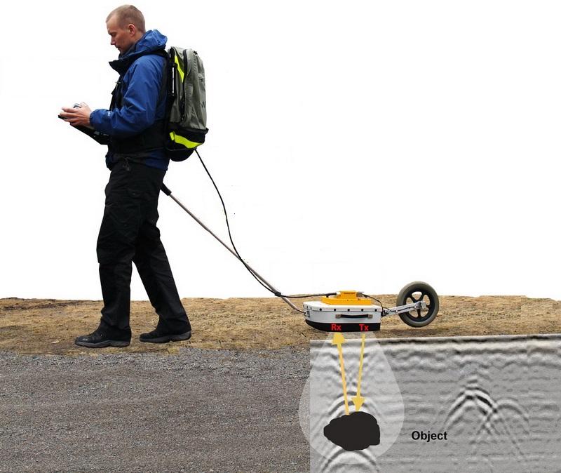 пошук підземних комунікацій
